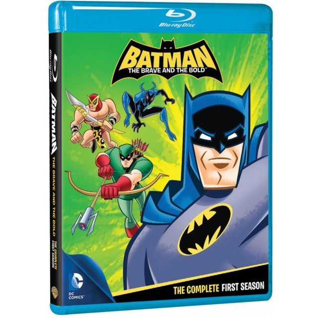 Batman: The Brave and the Bold - The Complete First Season