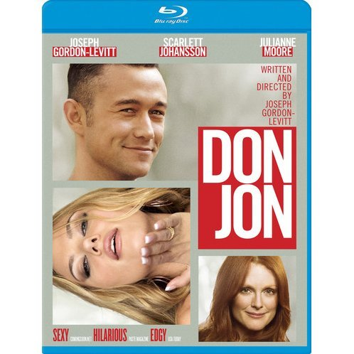 Don Jon [Blu-ray+DVD+Digital Copy+UltraViolet]