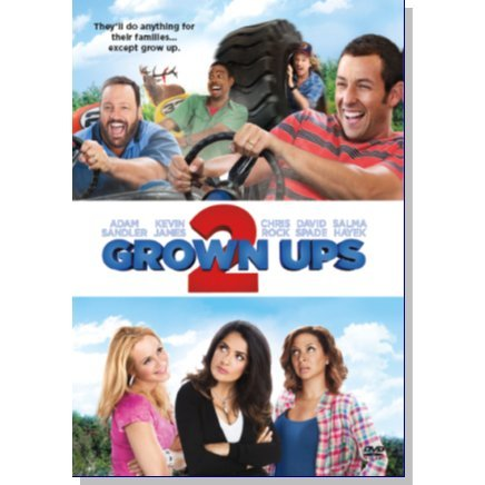 Grown Ups 2 [Mastered in 4K]