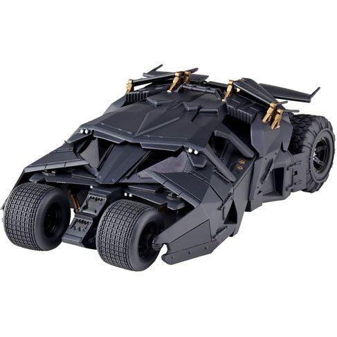SCI-FI Revoltech Series No.043 Batman: Batmobile Tumbler
