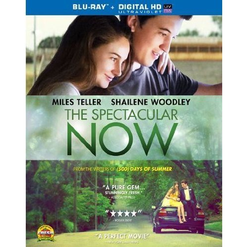 The Spectacular Now [Blu-ray+Digital Copy+UltraViolet]