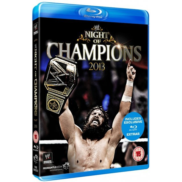 WWE: Night of the Champions 2013
