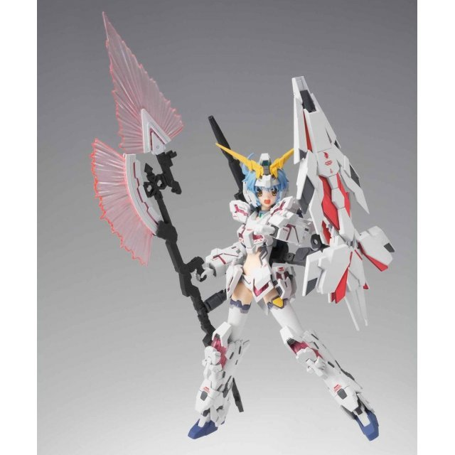 Armor Girls Project MS Girl Unicorn Gundam