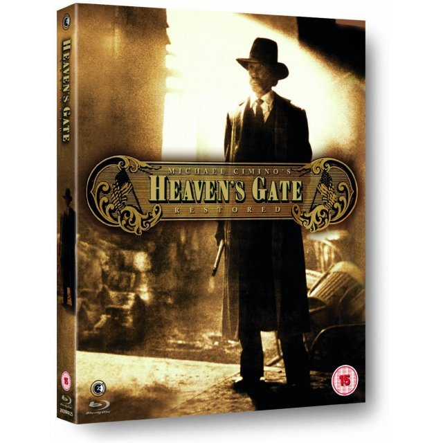 Heaven's Gate [Blu-ray+DVD]