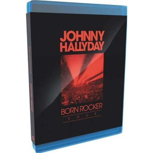 Johnny Hallyday: Born Rocker Tour