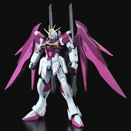 Mobile Suit Gundam Seed Destiny MG: Destiny Impulse Gundam R Regenes