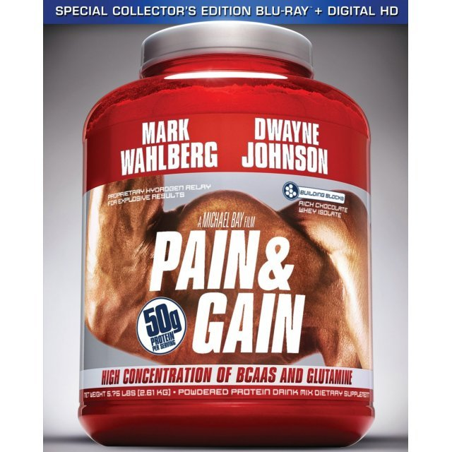 Pain & Gain [Special Collector's Edition]