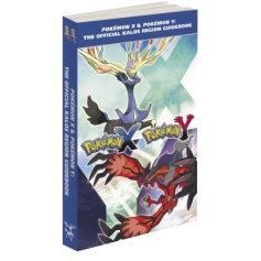 Pokemon X and Pokemon Y: The Official Kalos Region Guidebook (Softcover)