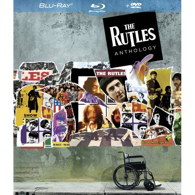 The Rutles Anthology [Blu-ray+DVD]