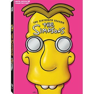 The Simpsons: The Sixteen Season [4DVD]