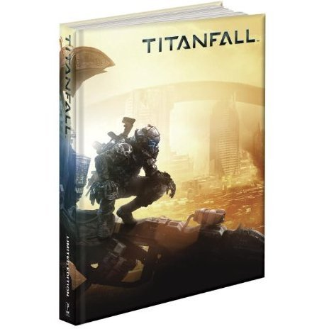 Titanfall Official Game Guide [Limited Edition] (Hardcover)