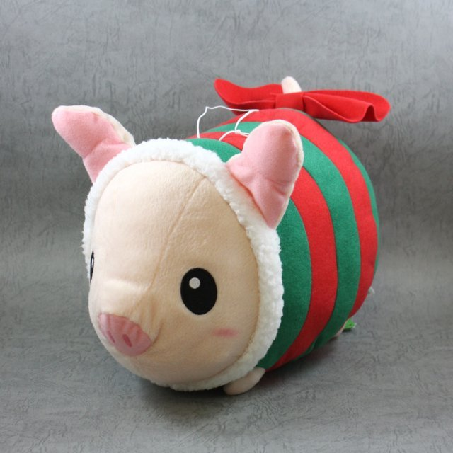 Monster Hunter Super DX XMAS Plush - XMAS Piggie