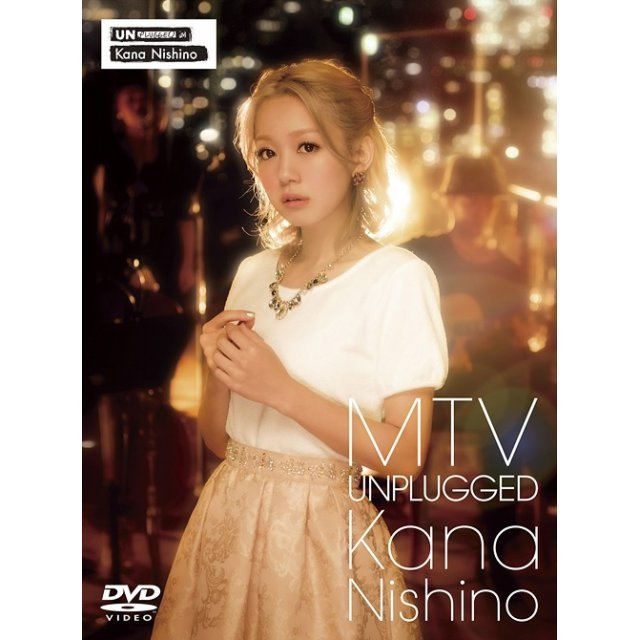 Mtv Unplugged Kana Nishino [Limited Edition]