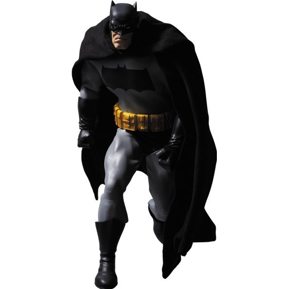 Real Action Heroes 653 Batman Hush: Batman The Dark Knight Returns Ver.