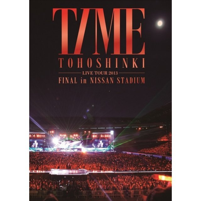Time - Live Tour 2013 Final In Nissan Stadium