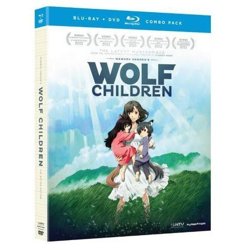 Wolf Children [Blu-Ray+DVD]