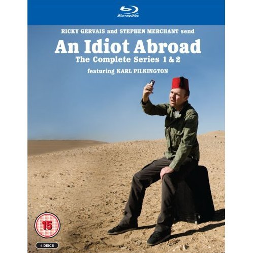 An Idiot Abroad: The Complete Series 1 & 2