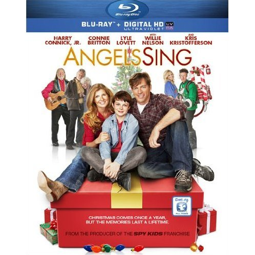 Angels Sing [Blu-ray+Digital Copy]