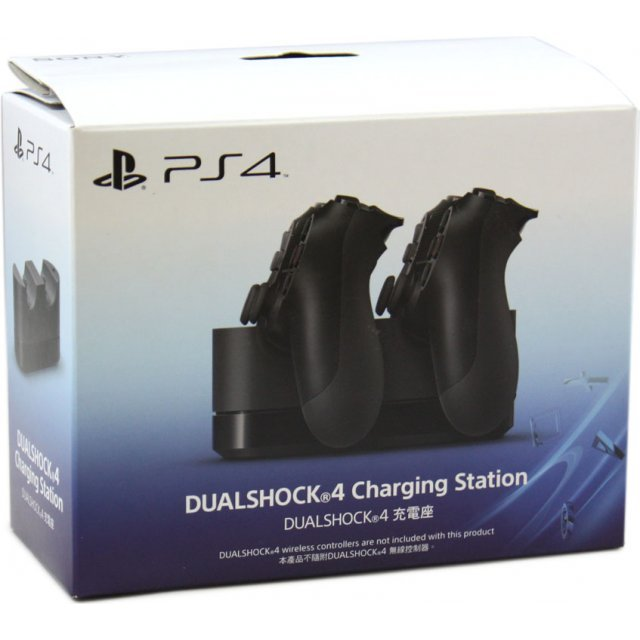 DualShock 4 Charging Station (Black)