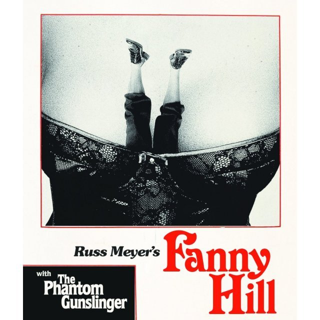 Fanny Hill / The Phantom Gunslinger [Blu-ray+DVD]