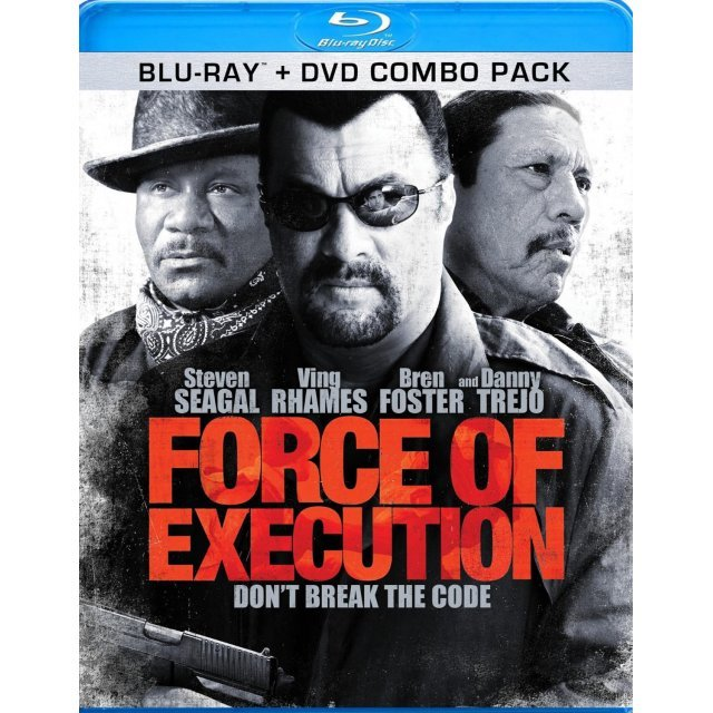 Force of Execution [Blu-ray+DVD]