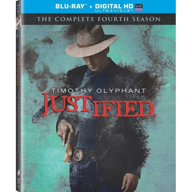 Justified: The Complete Fourth Season [Blu-ray+Digital Copy+UltraViolet]