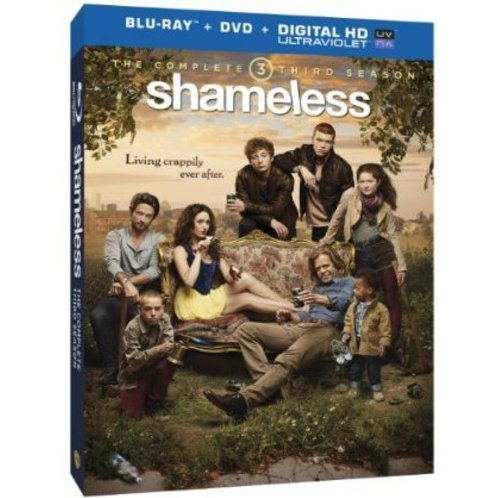 Shameless: The Complete 3rd Season [Blu-ray+DVD]