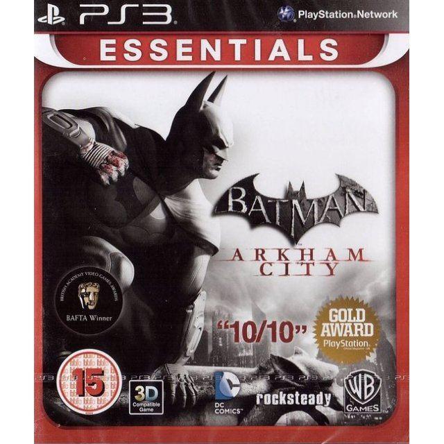 Batman: Arkham City (Essentials)