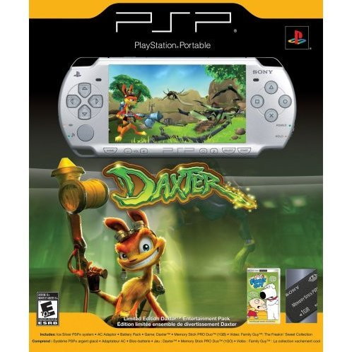 PSP Limited Edition Daxter Entertainment Pack