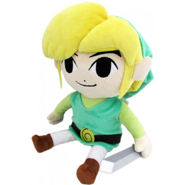 The Legend of Zelda The Wind Waker HD Plush: Link (Small)