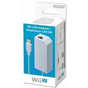 Nintendo Wii U LAN Adapter (Europe)