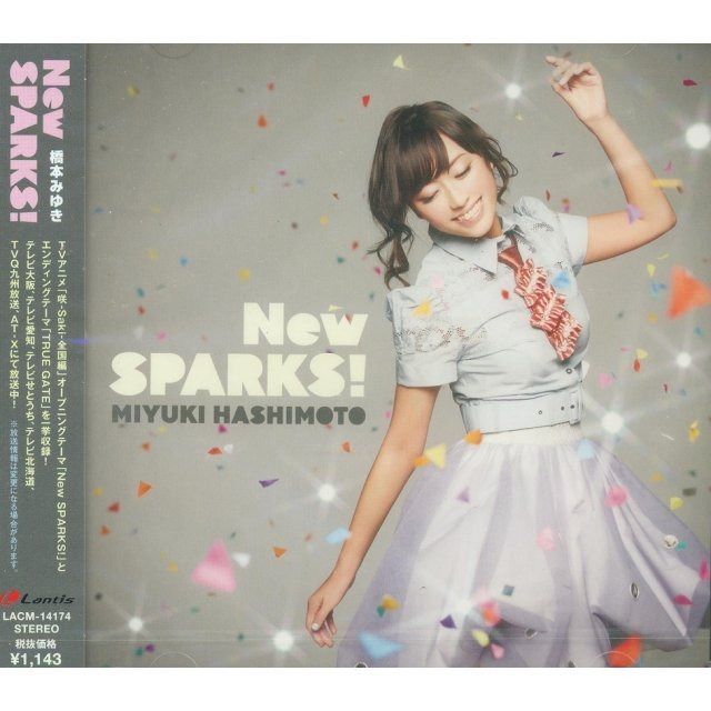 New Sparks (Saki Zenkoku Hen Intro Theme)