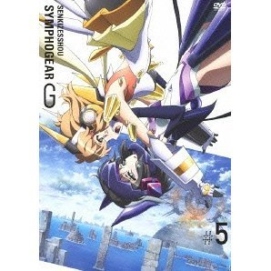 Senki Zesshou Symphogear G Vol.5 [Limited Edition]