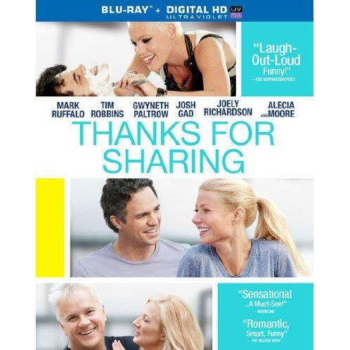 Thanks for Sharing [Blu-ray+UltraViolet]