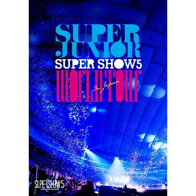 World Tour Super Show 5 Live In Japan
