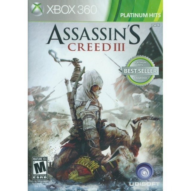 Assassin's Creed III (Platinum Hits)