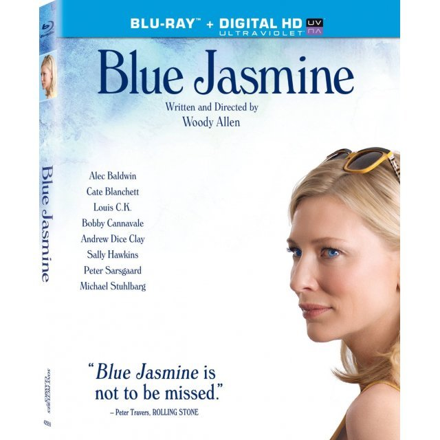 Blue Jasmine [Blu-ray+Digital Copy+UltraViolet]