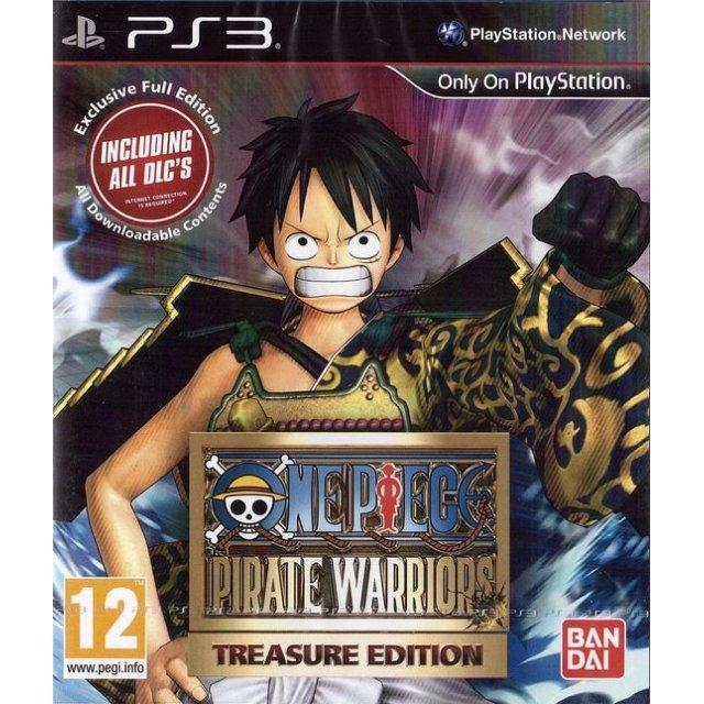 One Piece: Pirate Warriors (Treasure Edition