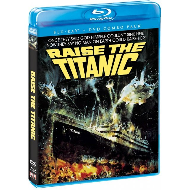 Raise the Titanic [Blu-ray+DVD]