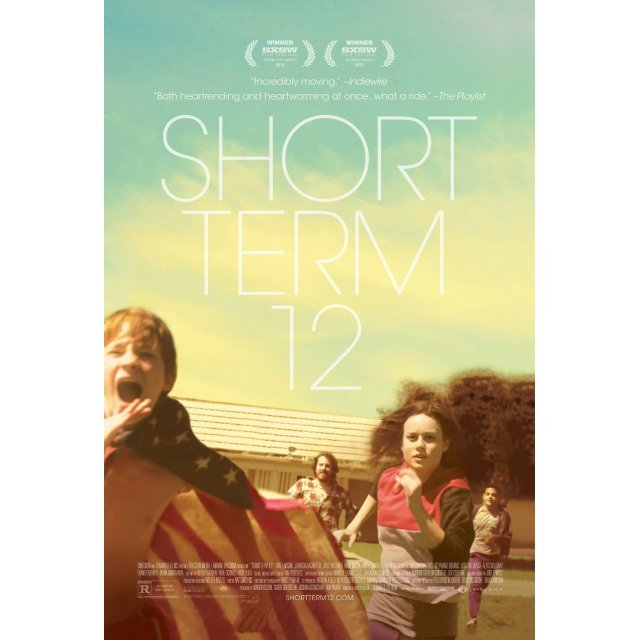 Short Term 12 [Blu-ray + DVD]