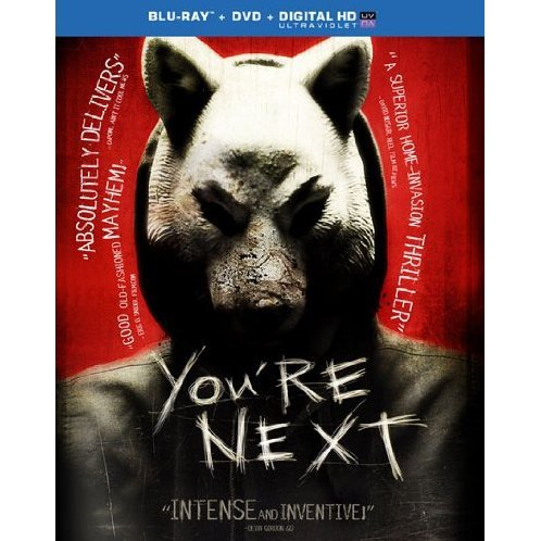 You'Re Next [Blu-ray+DVD+Digital Copy+UltraViolet]