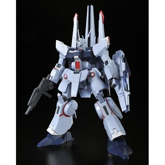 Mobile Suit Gundam Unicorn HGUC: Silver Bullet (Funnel Test Type)