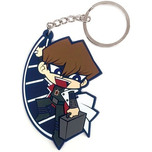 Cospa Yu-Gi-Oh! Duel Monsters GX Tsumamare Key Ring: Kaiba Seto