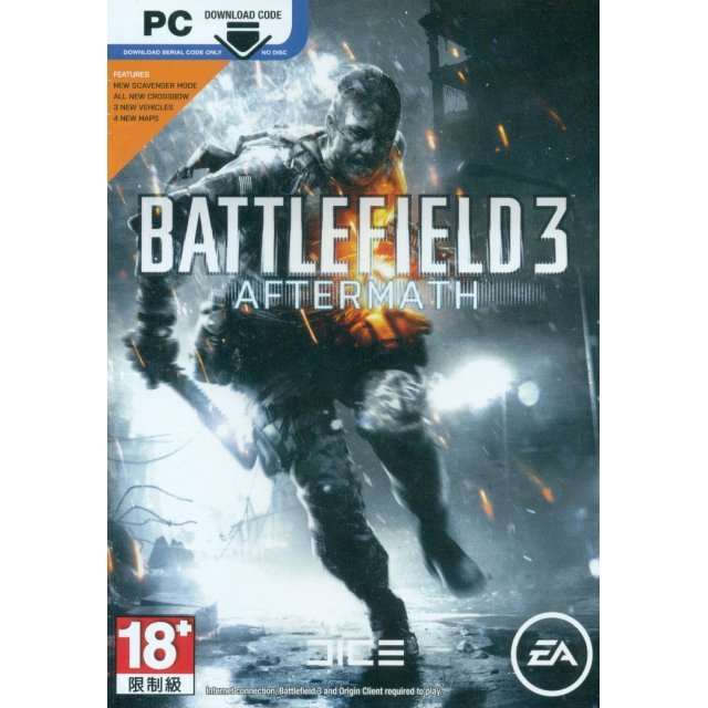 Battlefield 3: Aftermath (Origin)