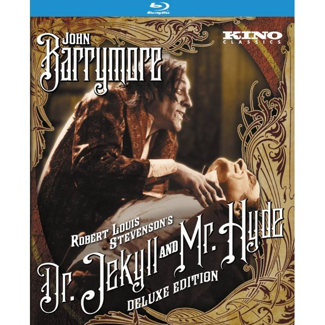 Dr. Jekyll & Mr. Hyde: Kino Classics [Deluxe Edition]