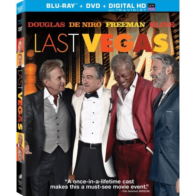 Last Vegas [Blu-ray+DVD+Digital Copy+UltraViolet]
