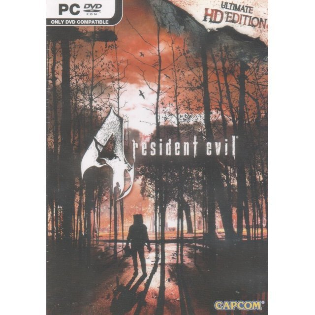 Resident Evil 4 [Ulitimate HD Edition] (DVD-ROM)