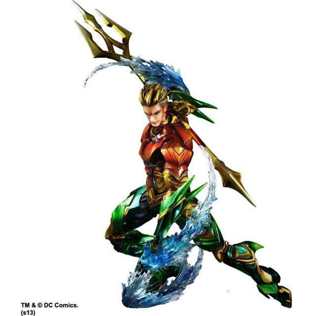 DC Comics Variant Play Arts Kai: Aquaman