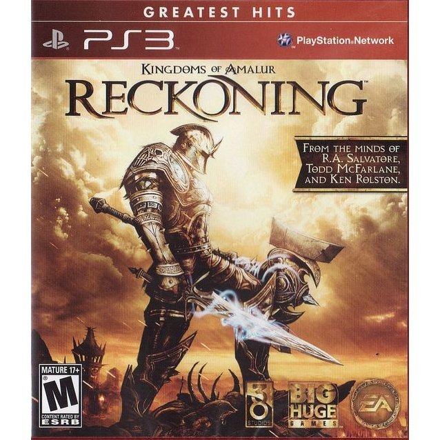 Kingdoms of Amalur: Reckoning (Greatest Hits)