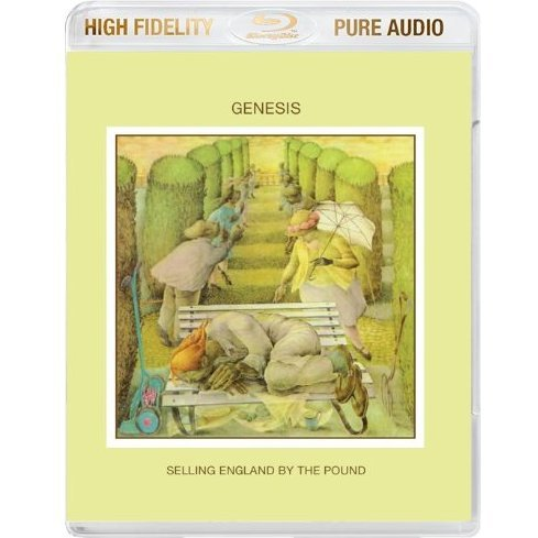 Genesis: Selling England by the Pound [Blu-ray Audio]